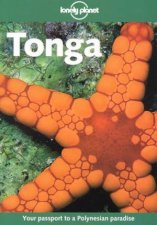 Lonely Planet Tonga 4th Ed