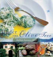 Under The Olive Tree: Italian Summer Food by Manuela Darling-Gansser