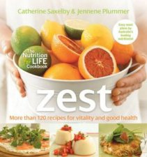 Zest Recipes For Vitality  Good Health