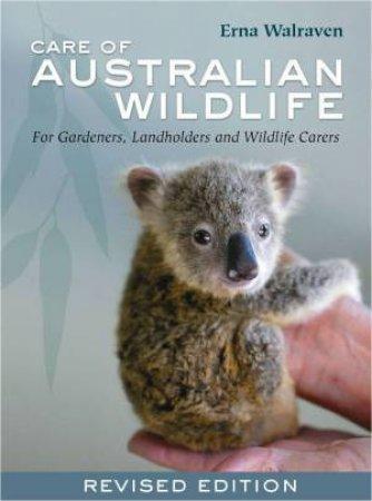 Care Of Australian Wildlife by Emma Walraven