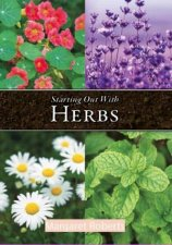 Starting Out with Herbs