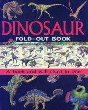 Dinosaur FoldOut Book  Book  Wall Chart