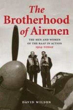 The Brotherhood Of Airmen by Wilson David