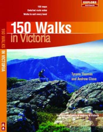 150 Walks of Victoria