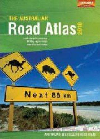 Australian Road Atlas 2010 by Various