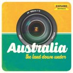 Australia: The Land Down Under by Various