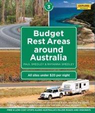 Budget Rest Areas Around Australia  3rd Ed