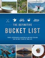 The Definitive Bucket List