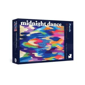 Midnight Dance: 1000-Piece Puzzle by Jessi Raulet