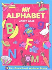 My Alphabet Carry Case: 12 Fun, Educational, Alphabet Books by Various