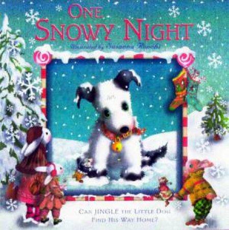 One Snowy Night by Susanna Ronchi