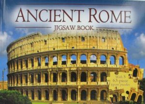 Ancient Rome Jigsaw Book by Unknown