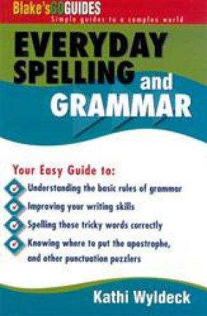 Everyday Spelling & Grammar