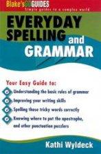 Everyday Spelling  Grammar