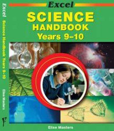 Excel Science Handbook Years 9-10