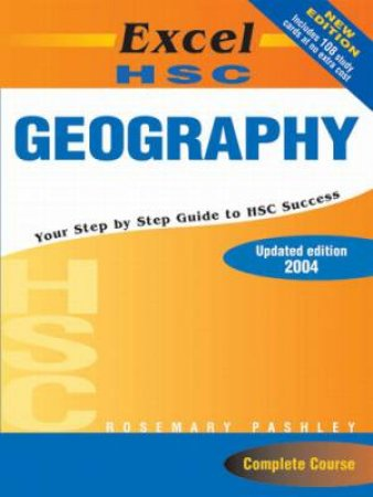 Excel HSC: Geography