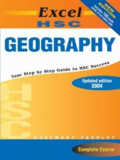 Excel HSC: Geography by R. Pashley