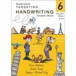 QLD Targeting Handwriting Student Book  Year 6
