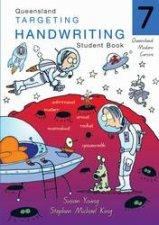 QLD Targeting Handwriting Student Book  Year 7