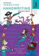 VIC Targeting Handwriting Year 3