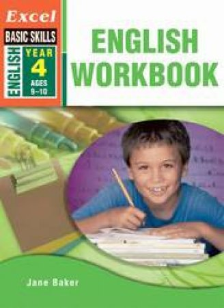 Excel Basic Skills: English Workbook Year 4