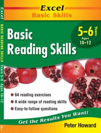 Excel Basic Skills: Basic Reading Skills Years 5-6