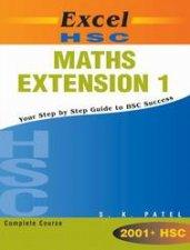 Excel HSC Maths Extension 1