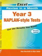 Excel Revise in a Month  Year 3 NAPLAN Style Tests