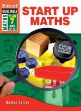 Excel Advanced Skills  Start Up Maths  Year 7