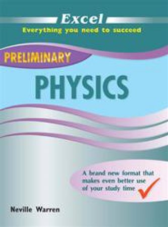 Excel Preliminary - Physics