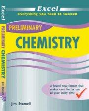 Excel Preliminary  Chemistry
