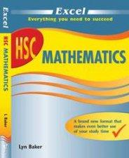 Excel HSC Mathematics  Cards