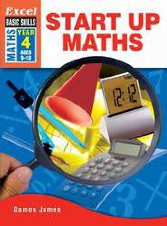 Excel Advanced Skills - Start Up Maths - Year 4