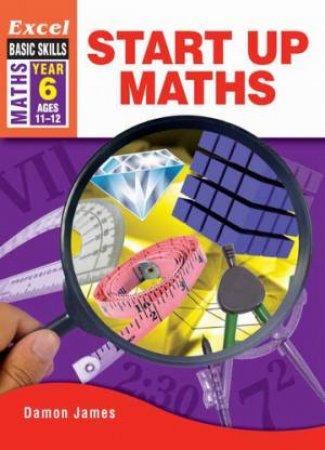 Excel Advanced Skills - Start Up Maths - Year 6