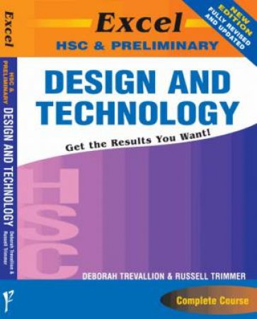 HSC Prelim Design & Technology