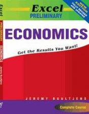 Excel Preliminary  Economics