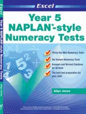 NAPLAN Style Numeracy Tests Year 5