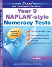 NAPLAN Style Numeracy Tests Year 9