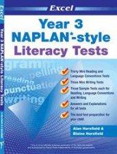 NAPLAN Style Literacy Tests Year 3