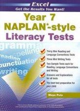NAPLAN Style Literacy Tests Year 7