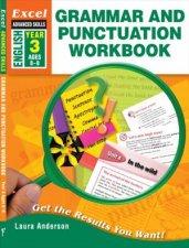 Excel Advanced Skills  Grammar and Punctuation Workbook Year 3
