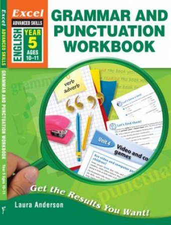 Excel Advanced Skills - Grammar and Punctuation Workbook Year 5