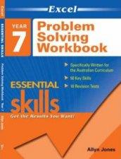 Excel Essential Skills  Problem Solving Workbook Year 7