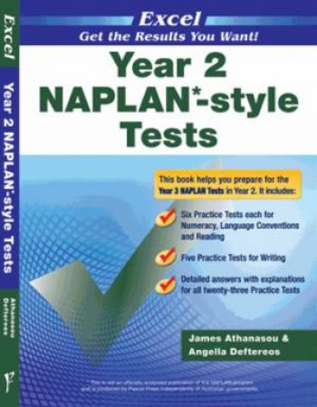 NAPLAN* style Tests Year 2