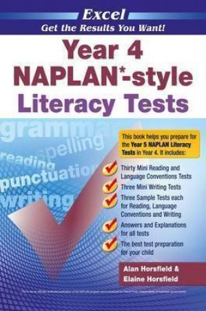 NAPLAN* style Literacy Test Year 4