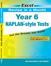 Excel Revise in a Month  Year 6 NAPLAN Style Tests