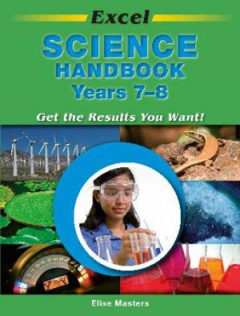 Excel Science Handbook Years 7-8 by Various