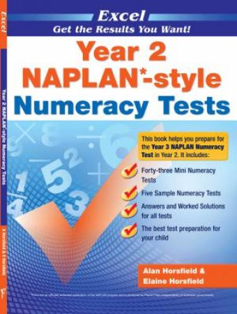 NAPLAN* Style Numeracy Tests Year 2
