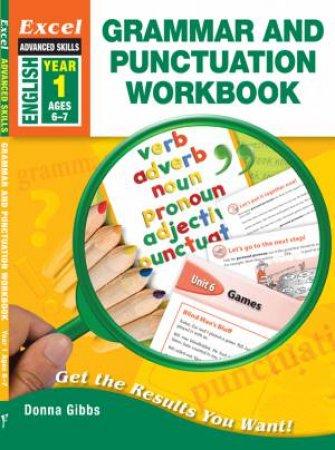 Excel Advanced Skills - Grammar and Punctuation Workbook Year 1