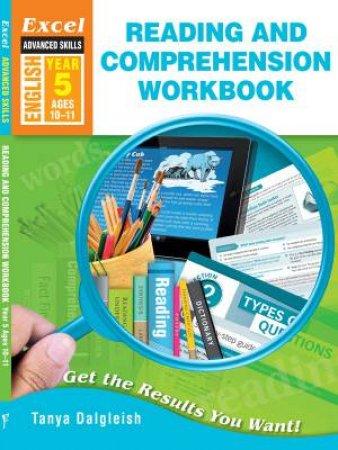 Excel Advanced Skills: Reading & Comprehension Workbook Year 5